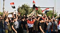 Irak'ın başkenti Bağdat'ta Vali Felah el-Cezairi istifa etti
