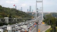 Köprü ve otoyol geçiş ücretlerinde artış: Boğaz köprüleri otomobil geçiş ücreti 10,50₺