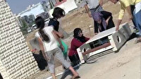 Mardin'de kaçak elektriği önleyen panoyu söktüler