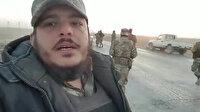 Suriye Milli Ordusu M4 kara yoluna ulaştı