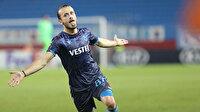 Trabzonspor'da Abdulkadir Parmak korkuttu