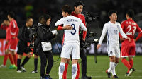 Kuzey Kore ile Güney Kore arasındaki tarihi maç başladığı gibi bitti