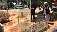 Birinci Cihan Harbinde Suriye'de Savaşan Osmanlı Subayı Rüştü Ataullah Bey'in Güney Afrika'daki mezarı yenilendi