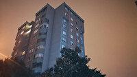 8. kattan beton zemine çakılan beyin cerrahı kadın ağır yaralı olarak kurtarıldı