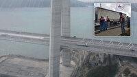 Osmangazi Köprüsü'nde nefes kesen uyuşturucu operasyonu: Dorsenin altına yaptıkları düzenek ortaya çıkınca gözaltına alındılar