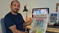 İtalya için çizdiği karikatür birlik ve beraberliğin simgesi haline geldi