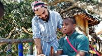 Türk eğitim gönüllüleri Afrika'da