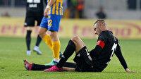 Beşiktaş'a Burak Yılmaz'dan kötü haber: Derbide oynayamayacak