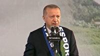 Cumhurbaşkanı Erdoğan: Bunları asla ülkemize sokmayacağız