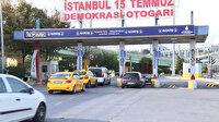 Otogarda taksicilerin tartışma oluşturan 'park ücreti' talebi: Park ücreti vermeyen yolcuları almıyorlar