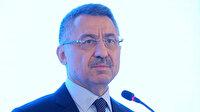 Cumhurbaşkanı Yardımcısı Oktay: Kimse katil bir örgütün palazlanmasına izin vermemizi bekleyemez