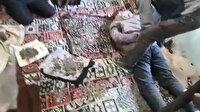 Kütahya'da tarihi eser kaçakçıları suçüstü yakalandı