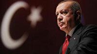 Cumhurbaşkanı Erdoğan şehit ailelerine başsağlığı mesajı göndererek taziyelerini iletti