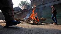 Çin'in Cammu Keşmir bölgesinin ikiye bölünmesine ilişkin açıklaması: Yasa dışı