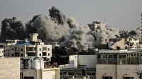 İsrail tank atışı ve hava saldırısıyla Gazze'yi vurdu