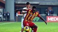 Kasımpaşa - BtcTurk Yeni Malatyaspor: 2-2 (Maç Özeti)