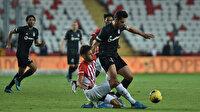 Antalyaspor - Beşiktaş: 1-2 (Maç Özeti)