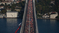 İstanbul Maratonu'nda rekor geldi