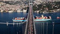 İstanbul Maratonu'ndan renkli görüntüler