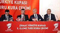 Ziraat Türkiye Kupası (ZTK) 5. Eleme Turu kura sonuçları