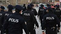 Bin polis görev başında