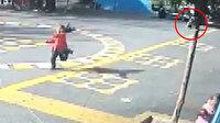 Öğrenci servisi okulun bahçesindeki 9 yaşındaki kızı ezdi