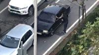 Yayalara yol veren sürücülere lokum ikram edersen şikayetimden vazgeçerim: Trafik cezası almamak için denileni yaptı
