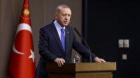 Cumhurbaşkanı Erdoğan'dan ABD ziyareti öncesi NATO'ya tepki