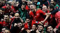 Millilerimiz EURO 2020 Avrupa Futbol Şampiyonası'nda