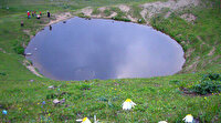 Define için boşaltılan Dipsiz Göl'de yapılan kazının sırrı ortaya çıktı: 15'inci Apollinaris lejyonunun altın küpü aranmış