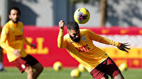 Galatasaray'dan farklı prova