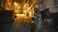 Bin 720 polis ile sokaklar ablukaya alındı: 24 saat sürecek