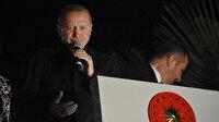 Cumhurbaşkanı Erdoğan:  Mehmetçiğimizin verdiği mücadele tarihe bir kayıttır