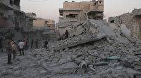 Rusya İdlib'de fırını vurdu: Savaş uçakları hava saldırıları düzenliyor