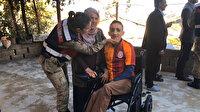 Duygulandıran sürpriz: Bahçelievler Belediye Başkanı Bahadır Diyarbakır'daki engelli gencin isteğine kayıtsız kalmadı