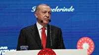 Cumhurbaşkanı Erdoğan:  Yılda 1000 ton bor karbürü üreteceğiz