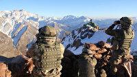 Milli Savunma Bakanlığı açıkladı: 170 terörist etkisiz hale getirildi