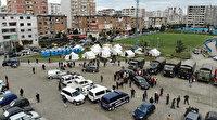 Arnavutluk'ta 4.5 büyüklüğünde bir deprem daha meydana geldi