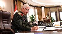 Genelkurmay Başkanı Orgeneral Yaşar Güler Rus mevkidaşıyla telefonda görüştü: Suriye'deki gelişmeler hakkında görüş alışverişinde bulundular