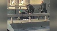 Londra Köprüsü'nde polis bıçaklı saldırganı yakın mesafeden vurarak öldürdü