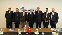 Cumhurbaşkanı Başdanışmanı Yalçın Topçu'dan Hacettepe Üniversitesi Teknokent'e ziyaret