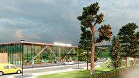 Siirt Havalimanı Terminal binası yenileniyor, görselleri de ortaya çıktı