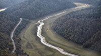 İstanbul'da barajlar son 10 yılın en düşük doluluk oranını gördü