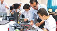 Faydalı eğitimle kırsaldaki okullara destek