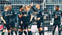 Dipten zirveye Beşiktaş