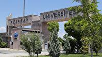 Aksaray Üniversitesi Türkiye'nin en çevreci üniversiteleri arasına girdi