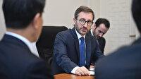 İletişim Başkanı Fahrettin Altun: Son derece verimli bir görüşme gerçekleşti