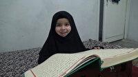 İki yaşında Kur'an okudu 4 buçuk yaşında hafız oldu