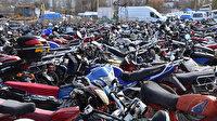 Yediemin otoparkındaki araçlar çürümeye terk edildi: Hem mal sahibi hem devlet zarar ediyor
