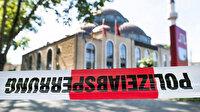 Almanya'da yine bir camiye bomba ihbarı: Eğitimli köpekler arama yaptı